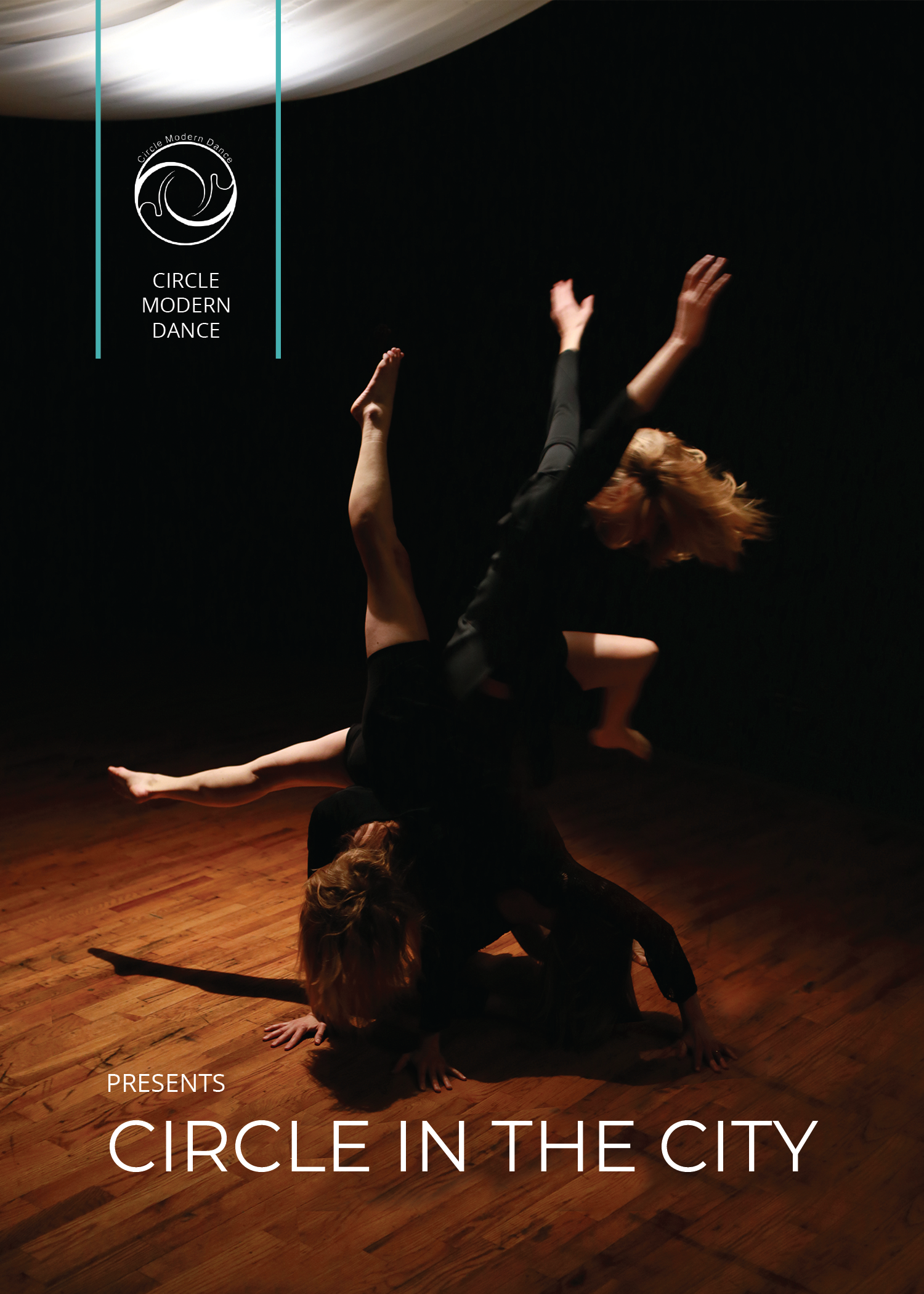 Circle Modern Dance Jaimee Janiga